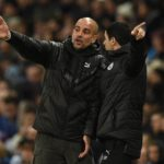 Arteta singles out Guardiola after 'best moment' of his career
