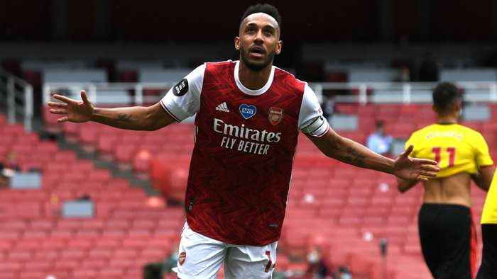 Aubameyang can become Arsenal great by staying - Arteta