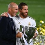 Everything Zidane touches turns into gold! - Ramos