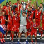 Bayern edge PSG to win Champions League