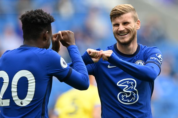 Werner open Chelsea goal account on dream debut