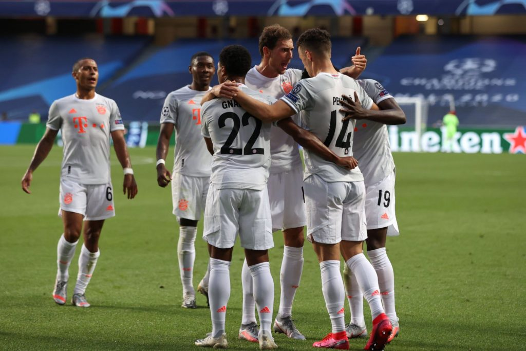 Bayern obliterate dismal Barcelona to book semi-final spot