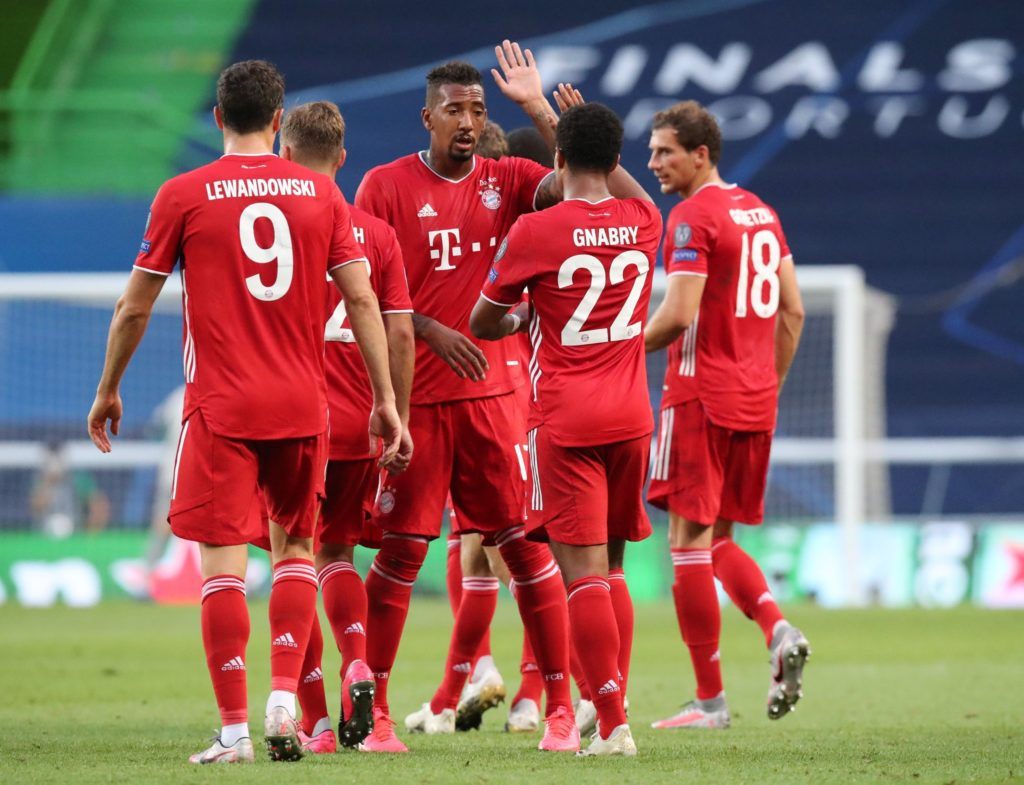 Bayern cruise past Lyon to book spot in UCL final
