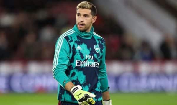 Aston Villa sign Arsenal goalkeeper Martinez on four-year deal