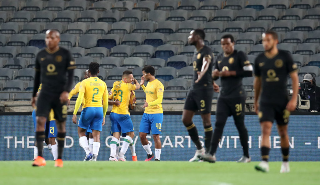 Highlights: Sundowns move level with Chiefs