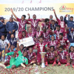 Watch: Swallows FC secure promotion to PSL