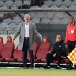 Ernst Middendorp, coach of Kaizer Chiefs