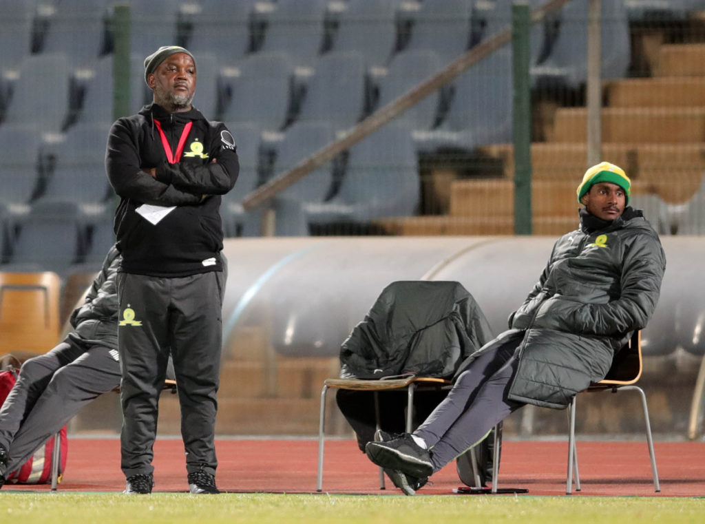 Pitso: Don't undermine a point against Pirates