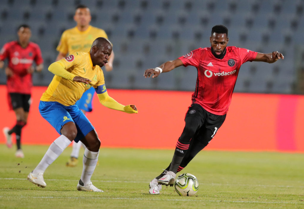 Highlights: Sundowns, Pirates play to goalless draw