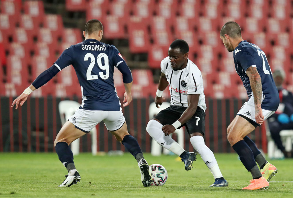 Toothless Pirates drop points against Wits