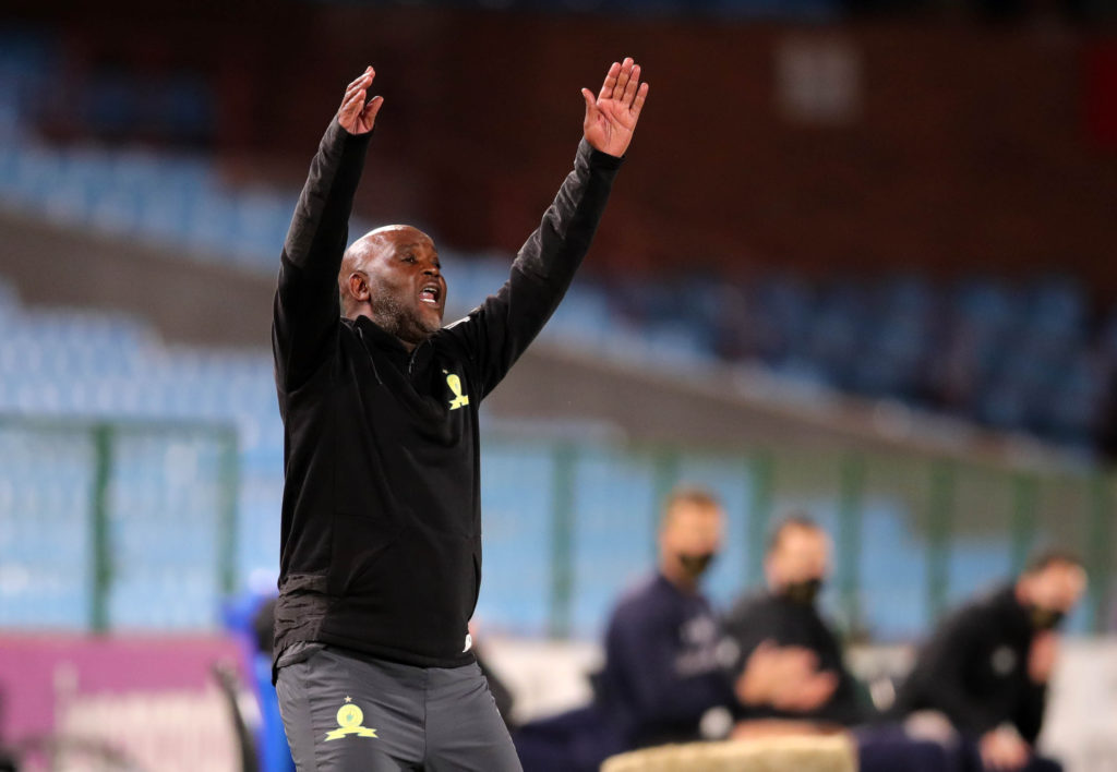 Mosimane displeased by Baroka bench 'disrespecting' Madisha