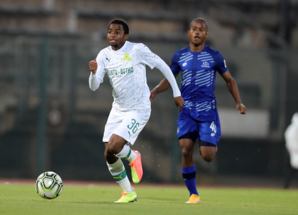 Mkhuma: I'm looking forward to bringing more trophies to Sundowns