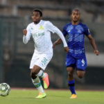 Pitso happy with Mkhuma debut performance for Sundowns