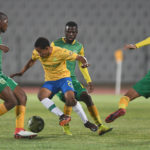 Late Zwane winner for Sundowns cuts Chiefs' lead to 3 points