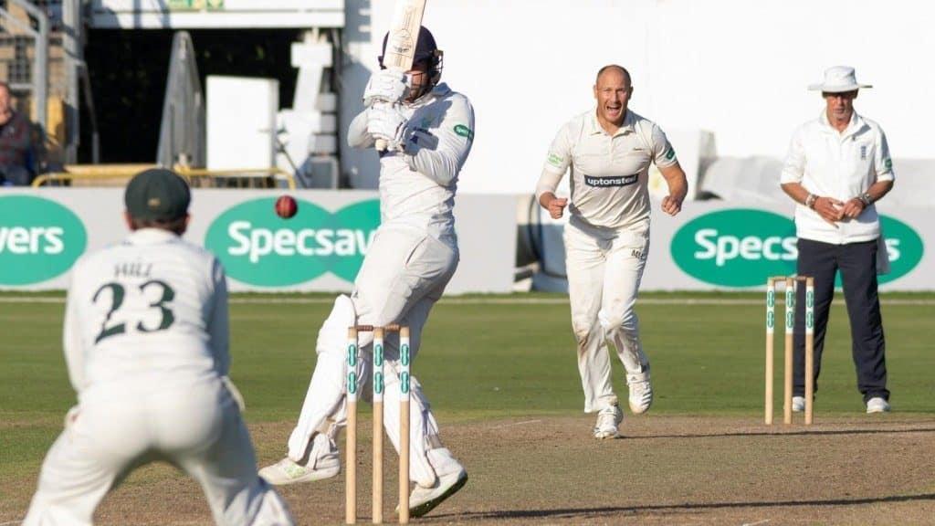 SA bowler
