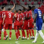 Bayern thrash Chelsea to easily progress
