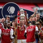 Arsenal edge Chelsea to secure FA Cup glory