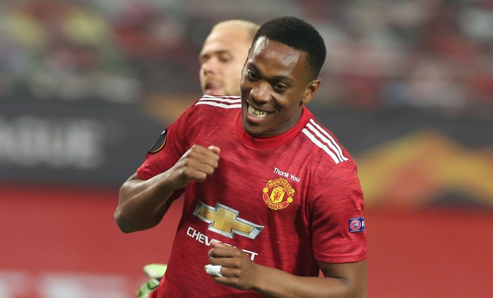 Man United seal progression to Europa League quarters