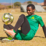 Pitso: Mkhuma is finding his feet with Sundowns senior team