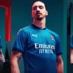 PUMA unveils AC Milan third kit