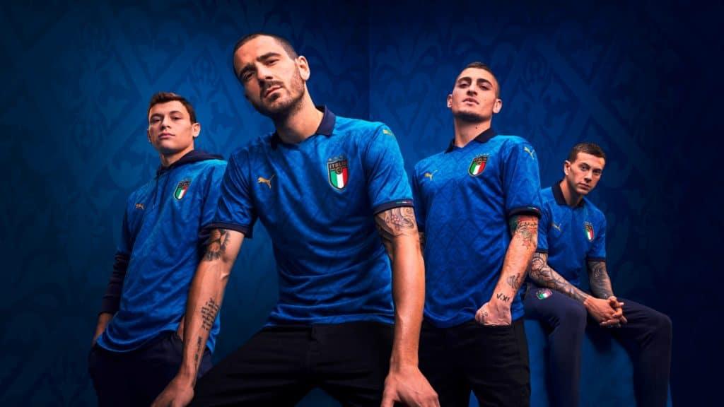 PUMA presents new FIGC home kit