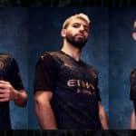 PUMA launches Man City away shirt