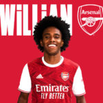 Arsenal confirm signing of ex-Chelsea winger Willian