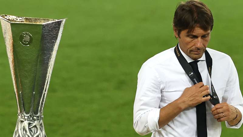 I'm not sure I'll be Inter manager next season – Conte