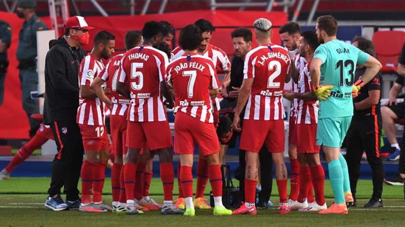 European wrap: Atletico brush aside Eibar and stretch lead as city rivals Real draw with Getafe