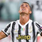 Ronaldo double in vain as Lyon stun Juventus