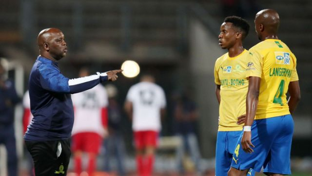 Pitso: Zwane hasn't been at his best