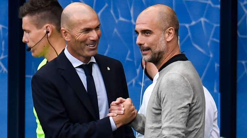 Guardiola: Real Madrid triumph is not enough for Man CIty