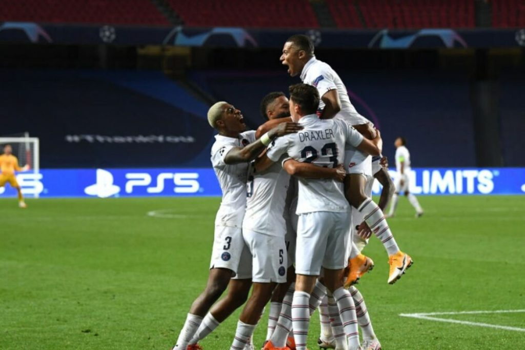 PSG complete dramatic late turnaround to edge Atalanta