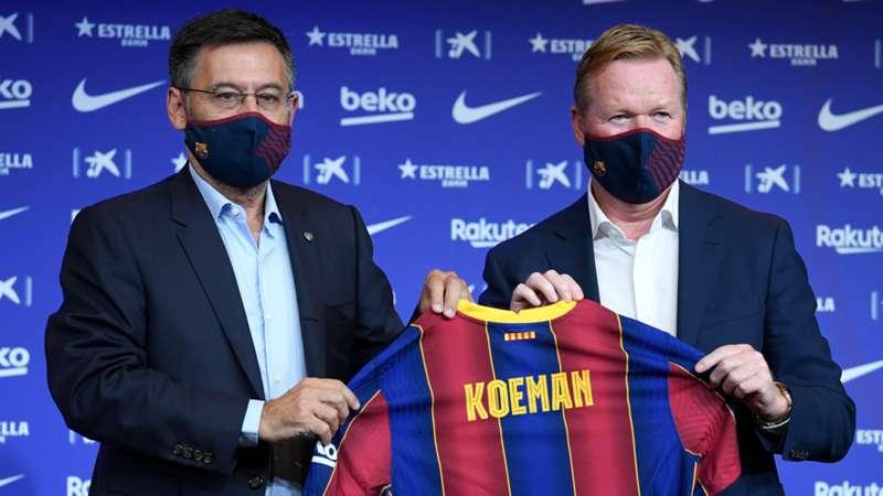 'Even if Koeman wins the treble he won't be my coach'