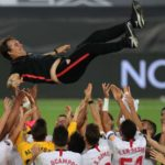 'Our team never surrenders!' - Lopetegui after 'very special' Europa League triumph