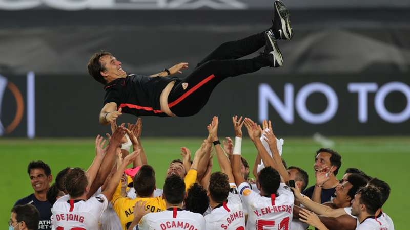 'Our team never surrenders!' - Lopetegui after 'very special' Europa League triumph