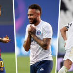 Neymar aiming for Ballon d'Or, admits Messi and Ronaldo are 'not from this planet'