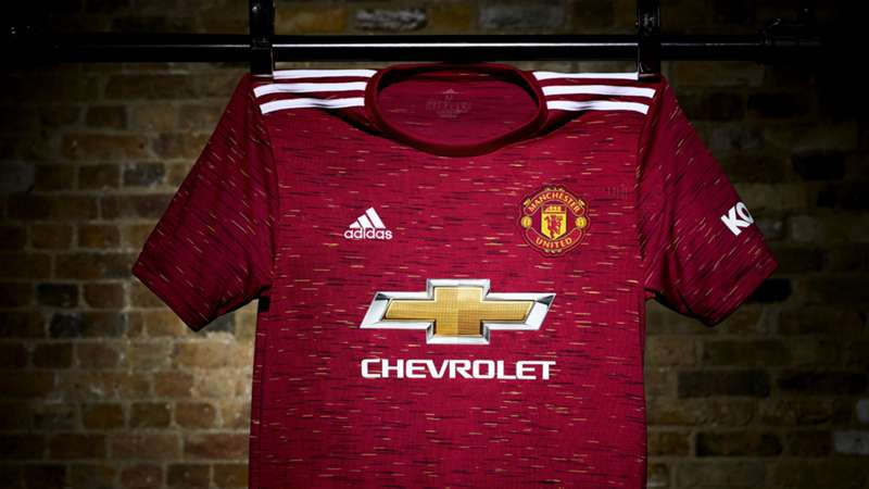Man United release 2020-21 home kit