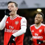 Mesut Ozil's best moments in an Arsenal shirt