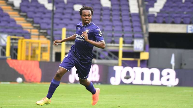 Tau makes first start, nets again for Anderlecht