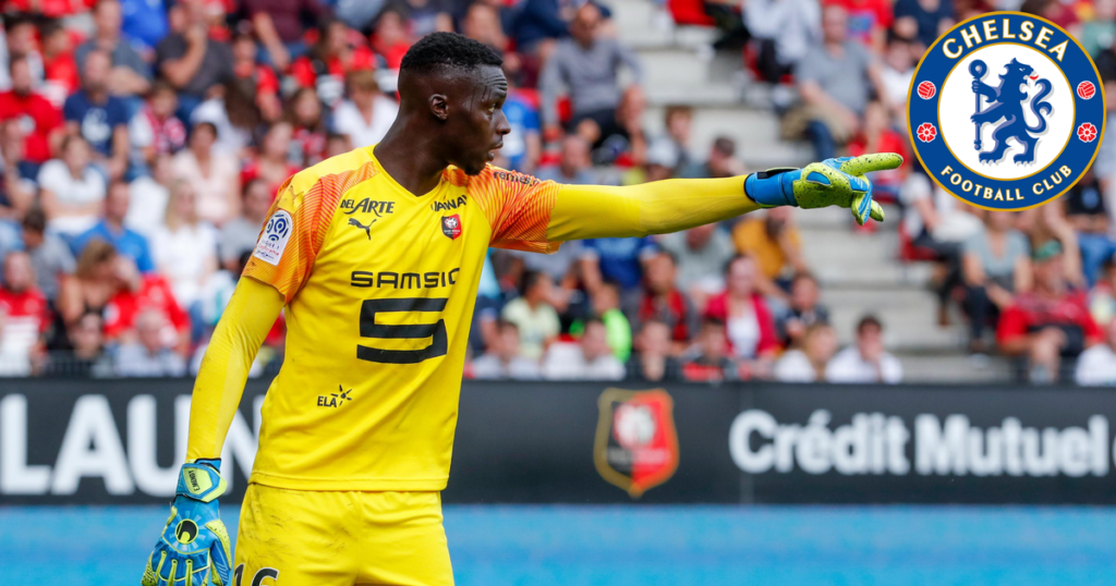 Chelsea pushing to complete deal to add Mendy from Rennes