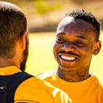 Billiat: I've always wanted to work with Hunt