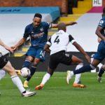 Arsenal put three past Fulham in routine win