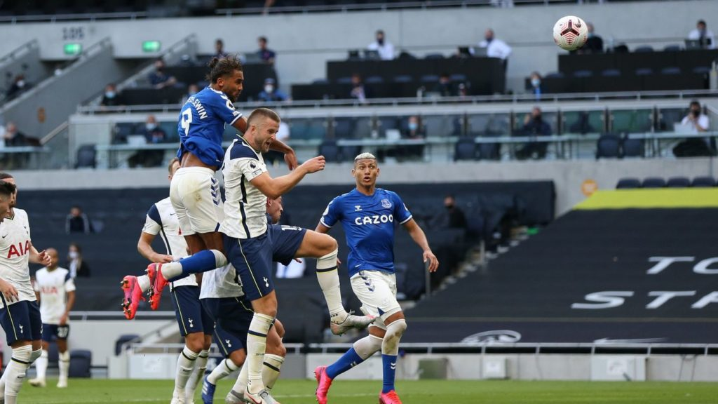 Everton grab opening win at Spurs