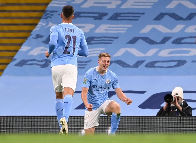 Delap 'can't ask for much more' after scoring on Man City debut