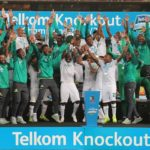Mamelodi Sundowns winners of the 2019 Telkom Knockout