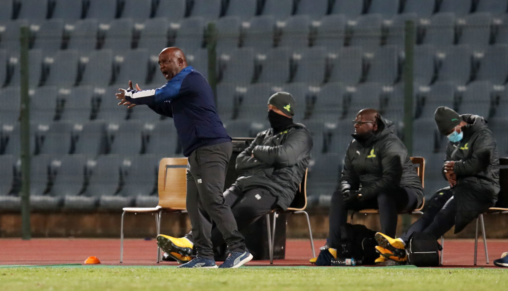 Pitso: Title race will go down to last game