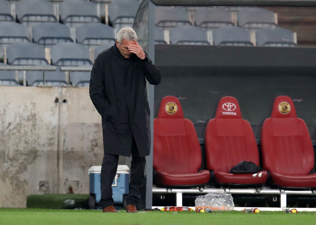 Chiefs part ways with Middendorp