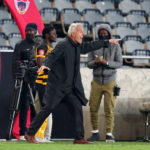 Middendorp's message to Pitso and Sundowns