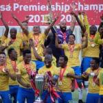 Gallery: Mamelodi Sundowns celebrate third successive PSL title